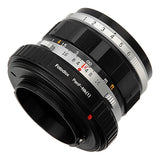Fotodiox Lens Mount Adapter - Olympus Pen F Lens to Nikon 1-Series Mirrorless Camera Body