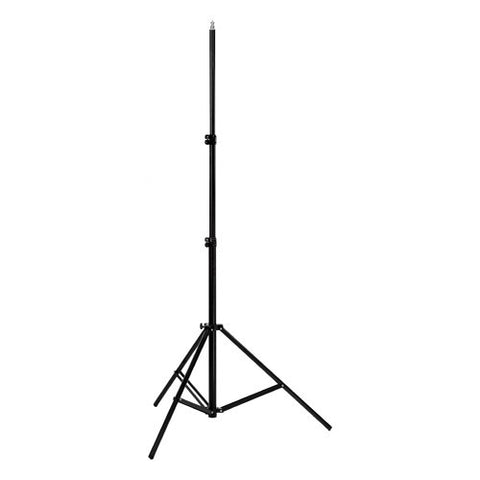 Fotodiox Heavy Duty Studio Light Stand FX-806, 8.25 ft. Stand with Spring Cushion for Studio Strobe, Lighting Fixtures