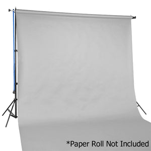 Fotodiox Single Roller Paper Drive Background Backdrop Support System for Using Light Stand (Stands are not Included)