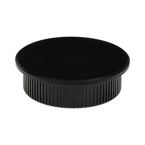 Fotodiox Camera Body & Rear Lens Cap Set for All M42 Screw Mount Compatible Cameras & Lenses