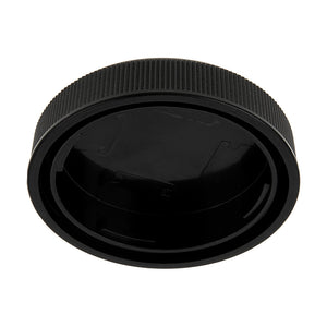 Fotodiox Replacement Short Rear Lens Cap Compatible with Contax G 35mm Film Rangfinder Lenses (Replaces GK-R1 Cap)