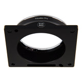 Fotodiox Pro Lens Mount Adapter Compatible with Canon EOS (EF / EF-S) D/SLR Lenses to Red Digital Cinema Camera Bodies