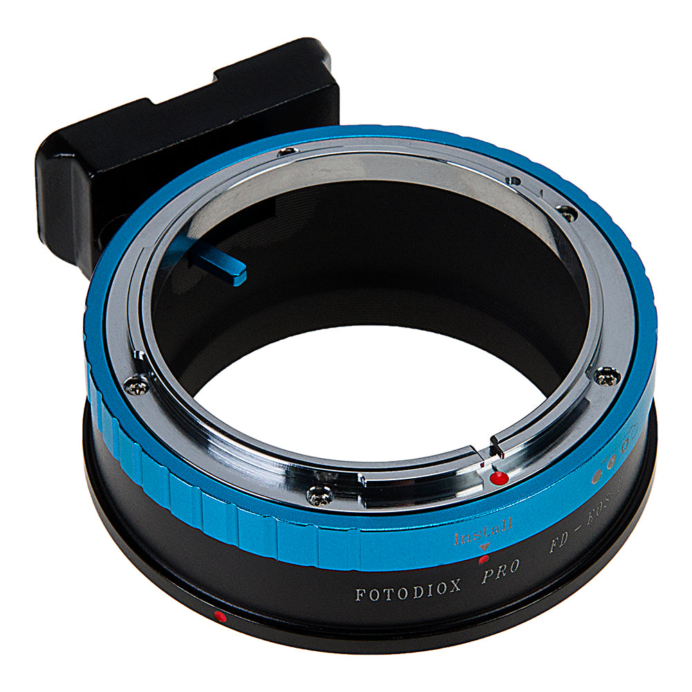 Mount Mirrorless Camera Bodies EOS-R Fotodiox Pro Lens Mount Adapter Compatible with Canon FD /& FL 35mm SLR Lenses to Canon RF