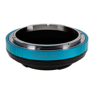 Fotodiox Pro Lens Mount Adapter - Canon FD & FL 35mm SLR lens to Samsung NX Mount Mirrorless Camera Body