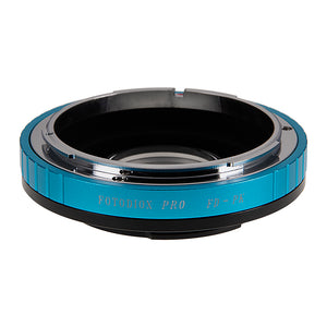 Fotodiox Pro Lens Mount Adapter - Canon FD & FL 35mm SLR lens to Pentax K (PK) Mount SLR Camera Body, with Built-In Aperture Control Dial