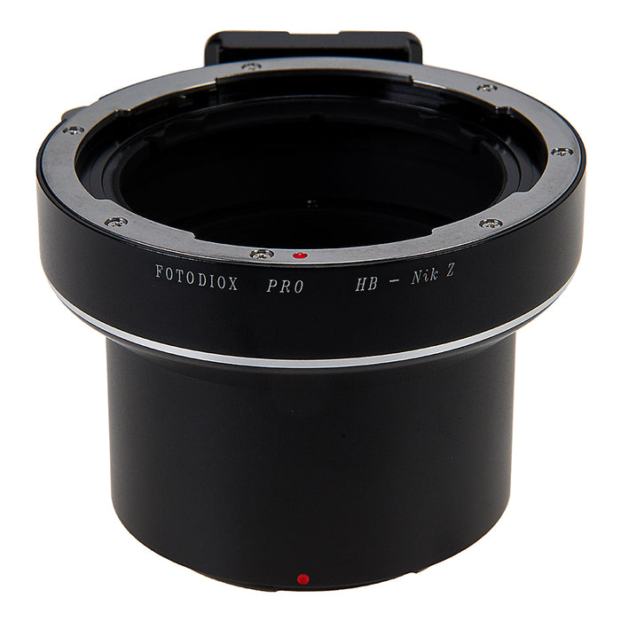 Fotodiox Pro Lens Mount Adapter Compatible with Hasselblad V-Mount SLR Lenses to Nikon Z-Mount Mirrorless Camera Bodies