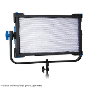 Fotodiox Pro FACTOR Prizmo 300 RGB+W LED Light - 1x2' Multi Color Dimmable Studio Light with Special Effects Settings & Softbox
