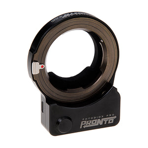 Fotodiox Pro PRONTO Autofocus Adapter - Compatible with Leica M Mount Lenses to Fuji X-Series Mirrorless Cameras