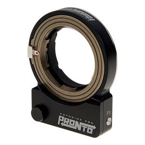 Fotodiox Pro PRONTO Autofocus Adapter - Compatible with Leica M Mount Lenses to Nikon Z-Mount Mirrorless Cameras