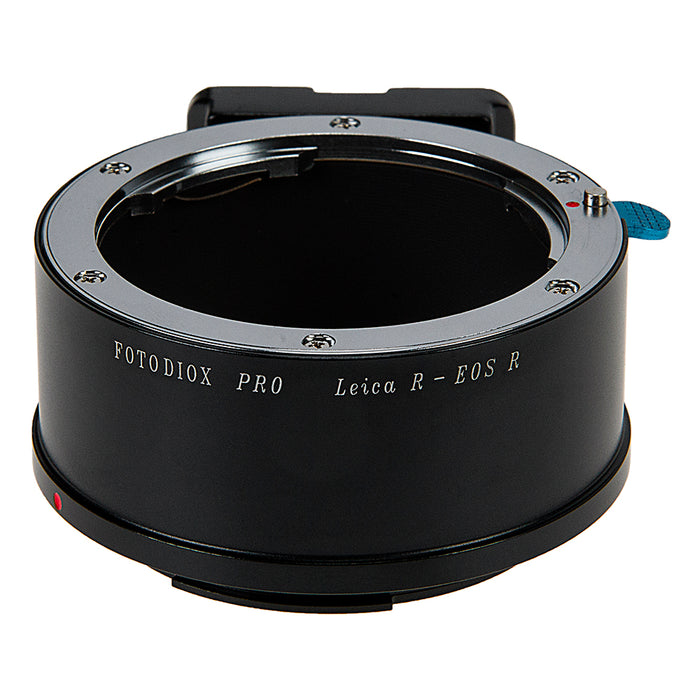 Fotodiox Pro Lens Mount Adapter Compatible with Leica R SLR Lenses to Canon RF (EOS-R) Mount Mirrorless Camera Bodies