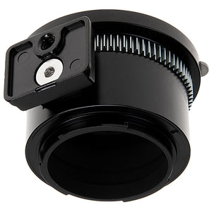 Fotodiox Pro Lens Mount Adapter Compatible with Mamiya 645 (M645) Mount AF/AF-D Lenses to Canon RF (EOS-R) Mount Mirrorless Camera Bodies