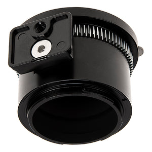 Fotodiox Pro Lens Mount Adapter Compatible with Mamiya 645 (M645) Mount AF/AF-D Lenses to Nikon Z-Mount Mirrorless Camera Bodies