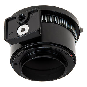 Fotodiox Pro Lens Mount Adapter Compatible with Mamiya 645 (M645) Mount AF/AF-D Lenses to Sony Alpha E-Mount Mirrorless Camera Bodies