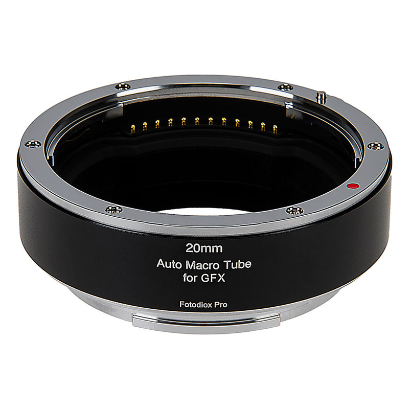 48mm Section for Hasselblad XCD Mount Mirrorless Digital Cameras for Extreme Close-up Photography Fotodiox Pro Automatic Macro Extension Tube