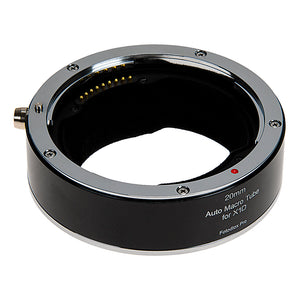 Fotodiox Pro Automatic Macro Extension Tube, 20mm Section - for Hasselblad XCD Mount Mirrorless Digital Cameras for Extreme Close-up Photography