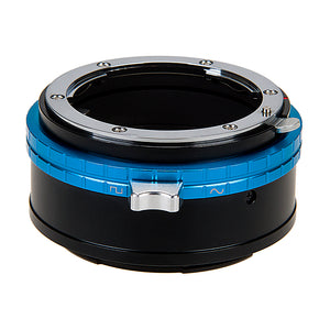 Fotodiox Pro Lens Mount Adapter Compatible with Nikon Nikkor F Mount G-Type D/SLR Lenses to Nikon Z-Mount Mirrorless Camera Bodies