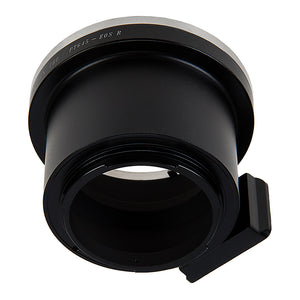 Fotodiox Pro Lens Mount Adapter Compatible with Pentax 645 (P645) Mount SLR Lenses to Canon RF (EOS-R) Mount Mirrorless Camera Bodies