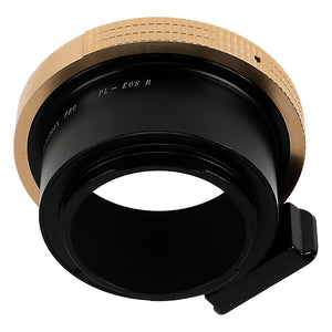 Fotodiox Pro Lens Mount Adapter Compatible with Arri PL (Positive Lock) Mount Lenses to Canon RF (EOS-R) Mount Mirrorless Camera Bodies