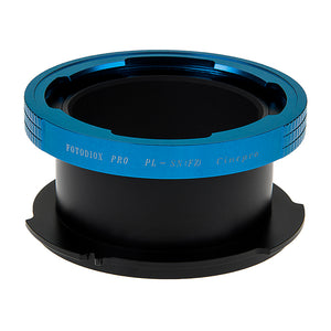 Fotodiox Pro Lens Adapter - Compatible with Arri PL (Positive Lock) Mount Lenses to Sony CineAlta FZ-Mount Cameras