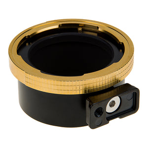 Fotodiox Pro Lens Adapter - Compatible with Arri PL (Positive Lock) Mount Lenses to Hasselblad XCD Mount Digital Cameras