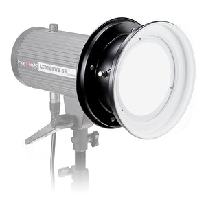 Fotodiox Fresnel Reflector / Focusing Lens for Monolight Strobes