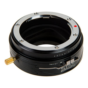 Fotodiox Pro TLT ROKR Lens Adapter - Compatible with Olympus Zuiko (OM) 35mm SLR Lens to Micro Four Thirds (MFT, M4/3) Mount Mirrorless Cameras with Built-In Tilt / Shift Movements