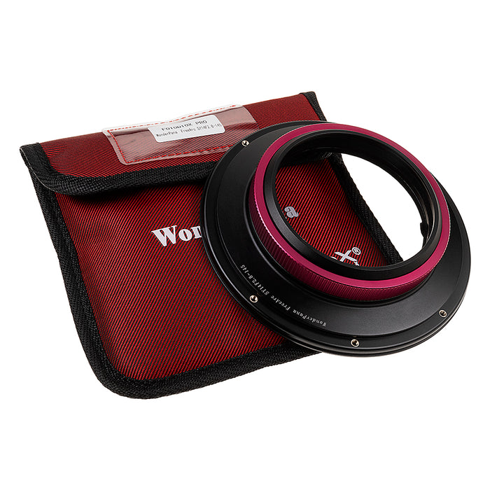 WonderPana Filter Holder Compatible with Rokinon / Samyang AF 14mm f/2.8 RF & FE Lenses - Ultra Wide Angle Lens Filter Adapter