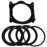 130mm Filter Holder and Threaded Adapter Ring