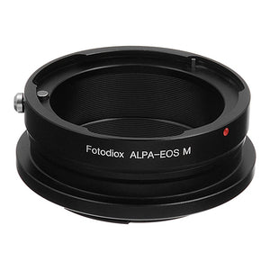 Alpa 35mm SLR Lens to Canon EOS M (EF-m Mount) Camera Bodies