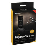 Aputure Trigmaster II 2.4G Receiver (MXIIrcr-C) - Additional Remote Receiver for Cameras & Lights