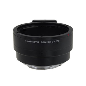 Bronica S SLR Lens to Canon EOS Mount SLR Camera Body Adapter