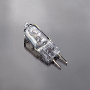 JCD Type 60w 120v GY6.35 (2-Pin Base) Clear Halogen Light Bulb