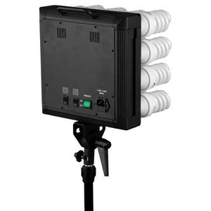 Fotodiox C-1600 Cool Light - 16 Bulb Light Fixture for Compact Flourescent Energy Saving Bulbs (w/ Softbox Mounting Holes)