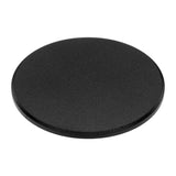 Fotodiox M42 Metal Camera Body Cap - Black Protective Rear Cap for 42mm x1 Thread Screw Mount Camera Bodies