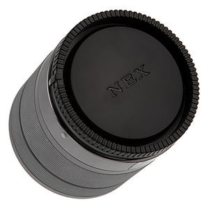 Fotodiox Rear Lens Cap for Sony Alpha E-Mount Mirrorless Lenses
