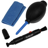 3-Piece Care & Cleaning Kit for Film and Digital