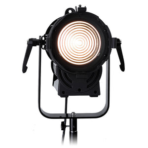 Fotodiox Pro DY-200w Tungsten Fresnel LED, High-Intensity LED Fresnel Light