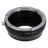 Fotodiox Lens Mount Adapter - Canon EOS (EF / EF-S) D/SLR Lens to Micro Four Thirds (MFT, M4/3) Mount Mirrorless Camera Body