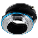 Fotodiox Pro Lens Mount Shift Adapter -  M42 Type 2 (42mm x1 Screw Mount) to Sony Alpha E-Mount Mirrorless Camera Body