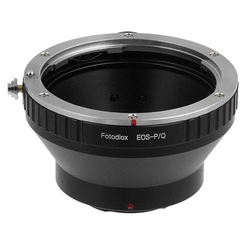 Canon EF/EF-s mount D/SLR Lens to Pentax Q (PQ) Mount Camera Body Adapter