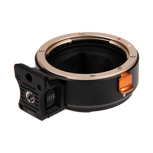 Fotodiox Pro Fusion Plus Lens Adapter, Upgraded Smart AF Adapter - Compatible with Canon EOS EF D/SLR Lenses to Sony Alpha E-Mount Mirrorless Cameras with Full Automated Functions (USB Upgradable Firmware)