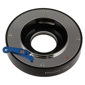 Fotodiox Pro Lens Mount Adapter - Exakta, Auto Topcon SLR Lens to Sony Alpha A-Mount (and Minolta AF) Mount SLR Camera Body