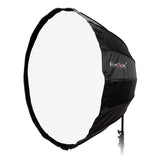 Pro Studio Solutions EZ-Pro Deep Parabolic Softbox with Multiblitz V Speedring