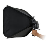 Foldable Softbox with Flash Bracket Holder