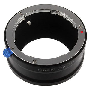 Fotodiox Pro Lens Mount Adapter - Fuji Fujica X-Mount 35mm (FX35) SLR Lens to Sony Alpha E-Mount Mirrorless Camera Body
