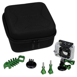 GoTough CamCase Double Green Kit with Accessories