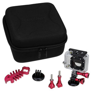 GoTough CamCase Double Red Kit with Accessories
