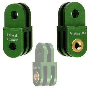 GoTough Green Aluminum Straight Extender
