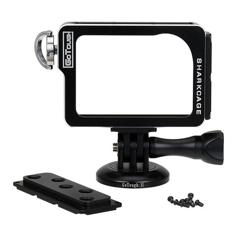 GoTough Sharkcage for GoPro HERO3, HERO3+ and HERO4 Naked Camera ...