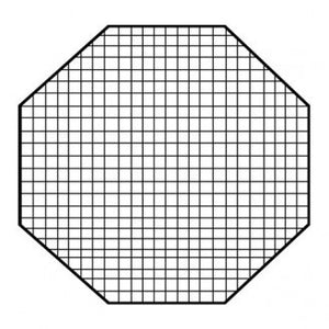 "Fotodiox Pro Eggcrate Grid for 60"" Octogonal Softboxes"